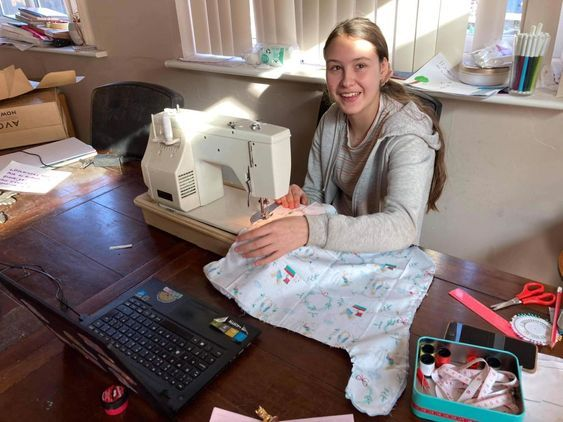 Zukie Style Childrens Sewalong Online Zoom Group Sewing Lesson