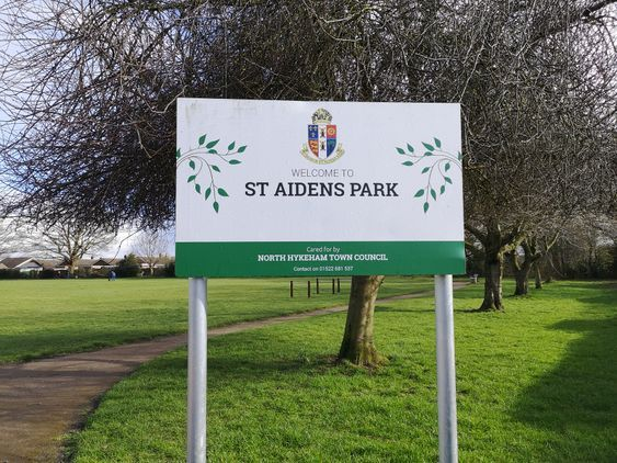 St Aiden's Park, North Hykeham