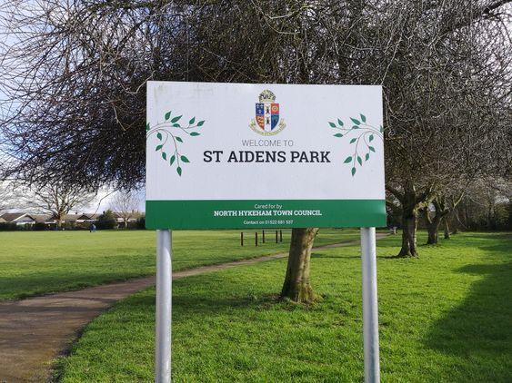 St Aiden's Park, North Hykeham
