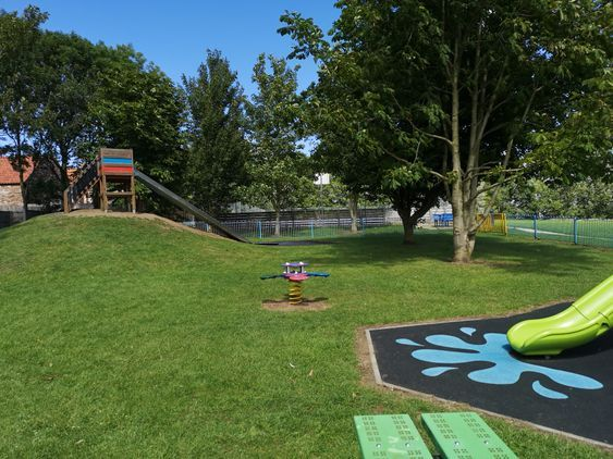 Eagle Playground, Lincoln