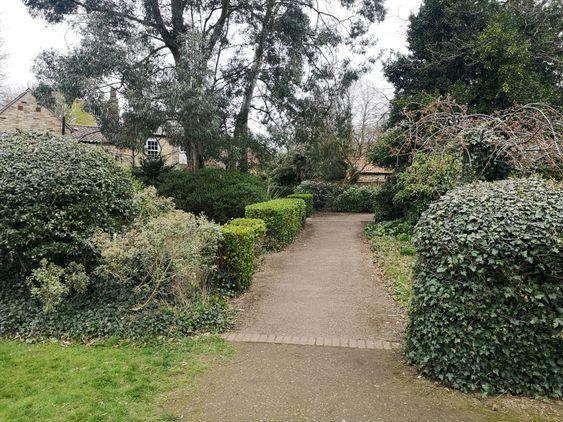 John Dawber Garden Lincoln