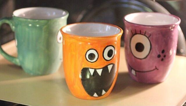 Halloween Crafts at The Hub Nettleham