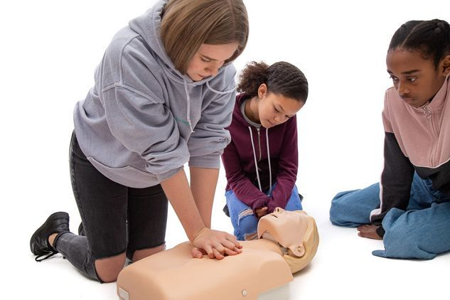 Mini First Aid Kids Class North Hykeham