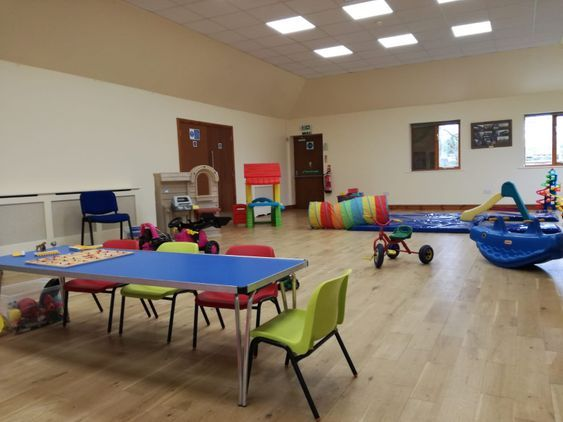 Brant Broughton Baby & Toddler Group