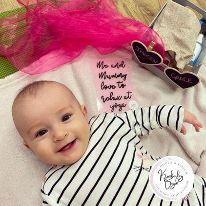 Kimberley Boyd Baby Massage & Yoga
