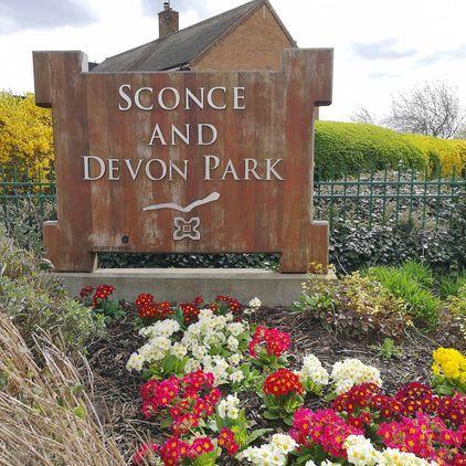 Sconce and Devon Park, Newark