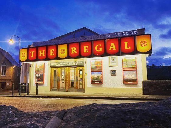 Regal Cinema Wadebridge