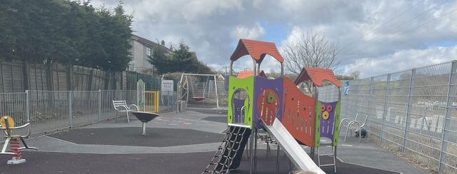 St Cleer Playground