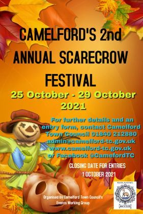 2nd Annual Scarecrow Festival