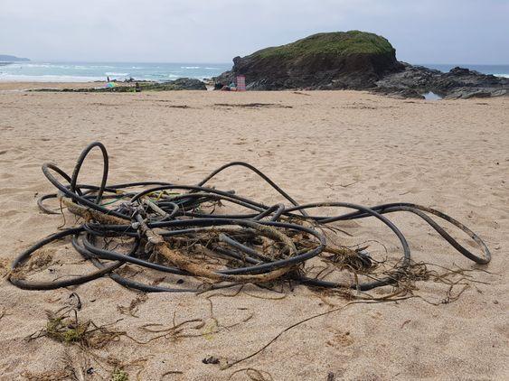 Beach Clean Constantine Bay