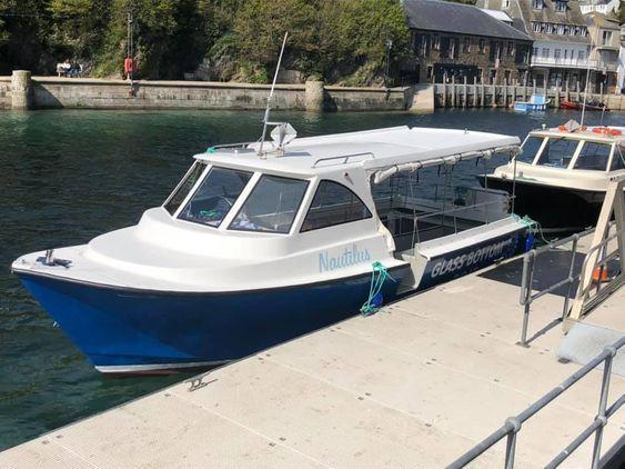Looe Glass Bottomed Boats