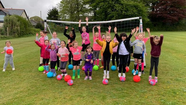 Bodmin Wildcats Girls Football Centre
