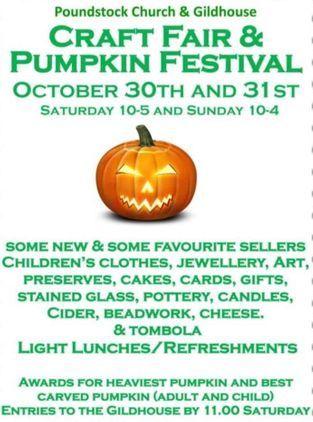 Craft Fair and Pumpkin Festival