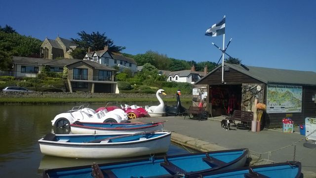 Bude Rowing Boats