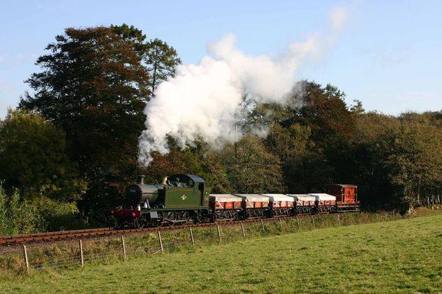 Bodmin & Wenford Railway