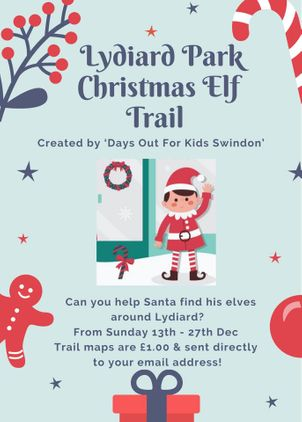 Lydiard Park Christmas Elf Trail