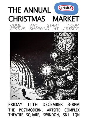 The Annual Artsite Christmas Market