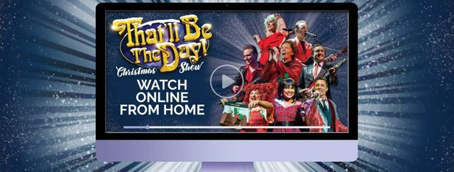 That'll Be The Day Christmas Show