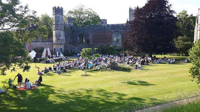 The Wind in the Willows - Bishops Palace