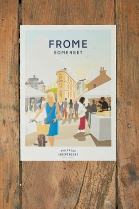 The Frome Independent Online Market