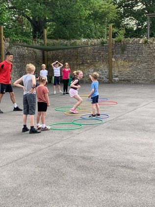 TLE Sports Coaching Holiday Sports Camps