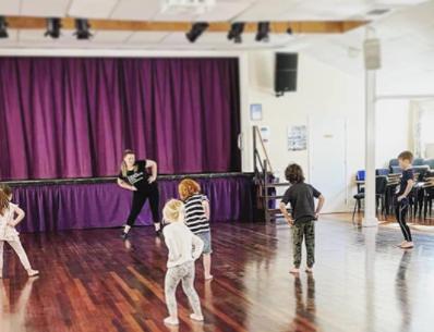 Mendip Performing Arts Academy Pre-school class