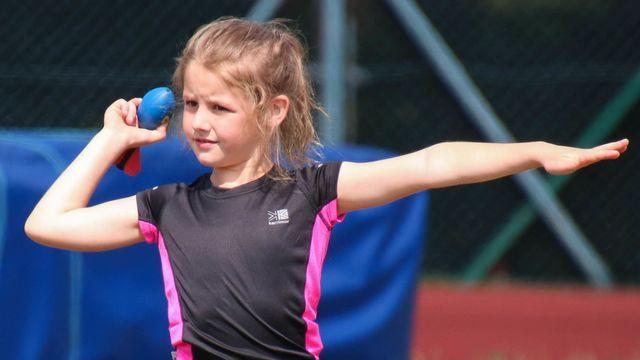 Millfield Holiday Club - Athletics