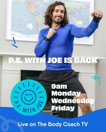 P.E. with Joe Wicks