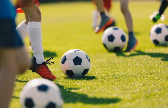 Millfield Holiday Club - Football