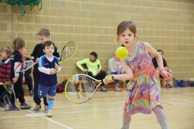 Millfield Minis - Tennis