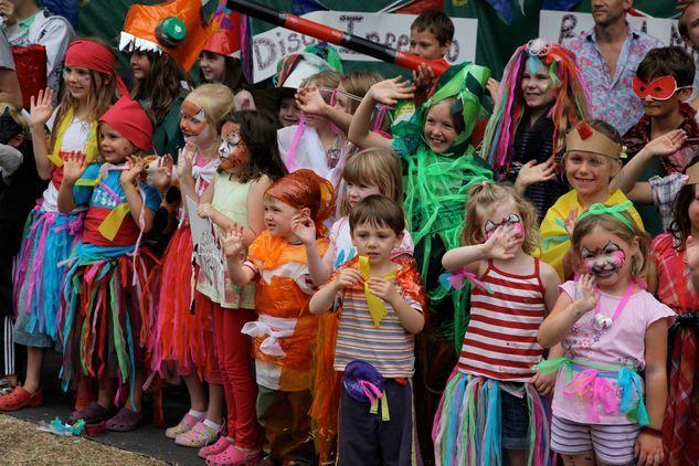 Children's World Family Festival
