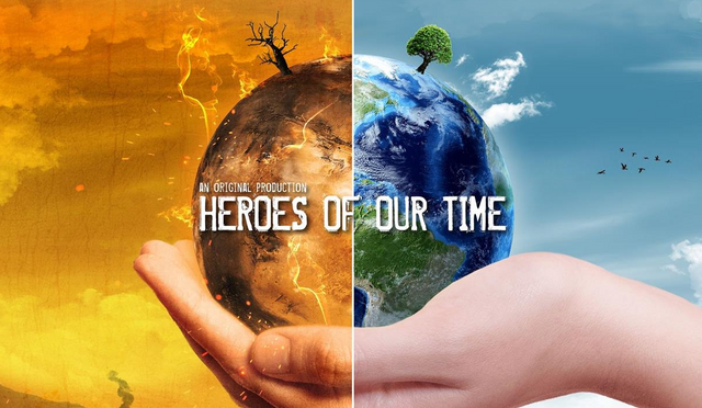 Re:Act presents 'Heroes of our Time'