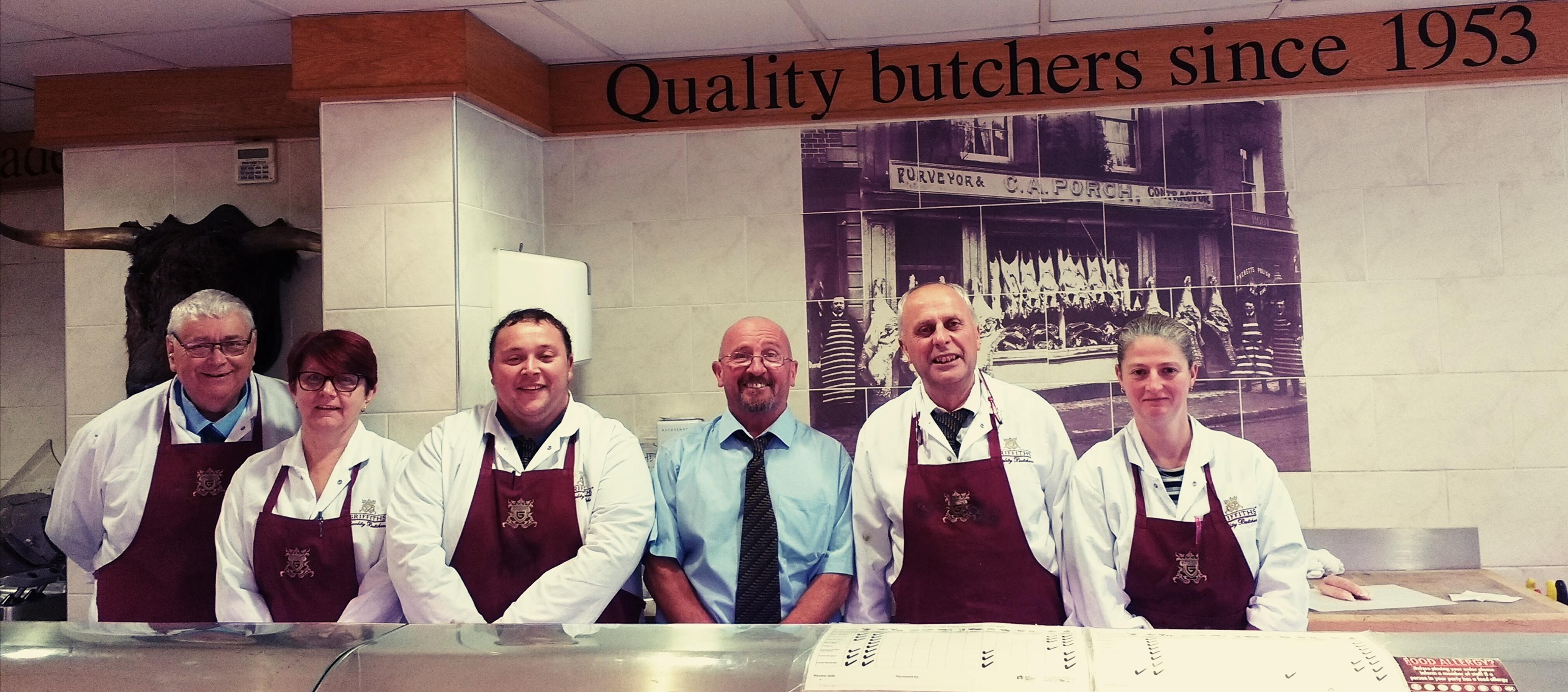 F. Griffiths & Sons Butchers