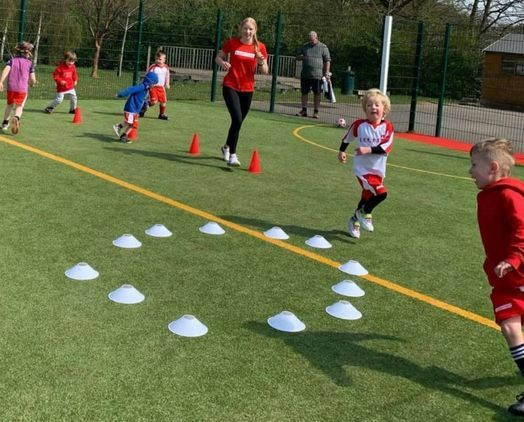 Little Kickers at The Campus