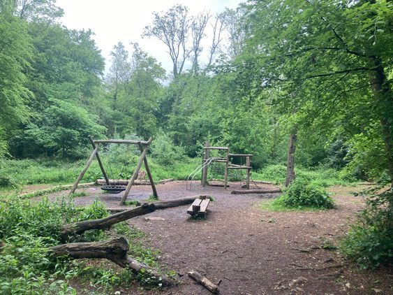 Worlebury Woods Play Area