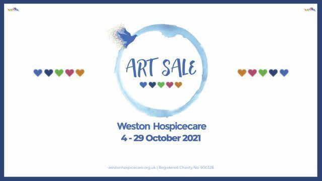 Art Sale at Weston Hospicecare