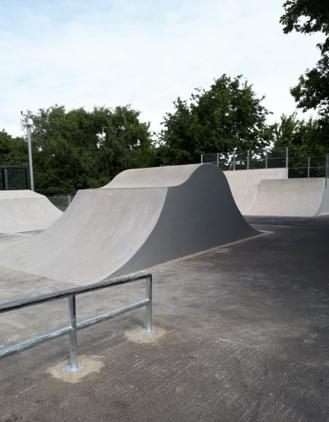 Hutton Moor Skate Park