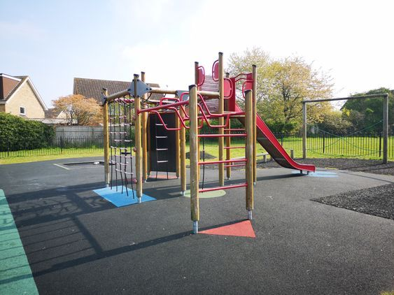 Bean Oak Playground