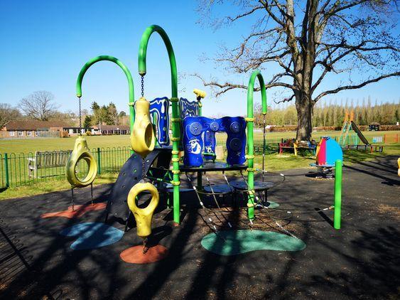 Finchampstead Memorial Playground