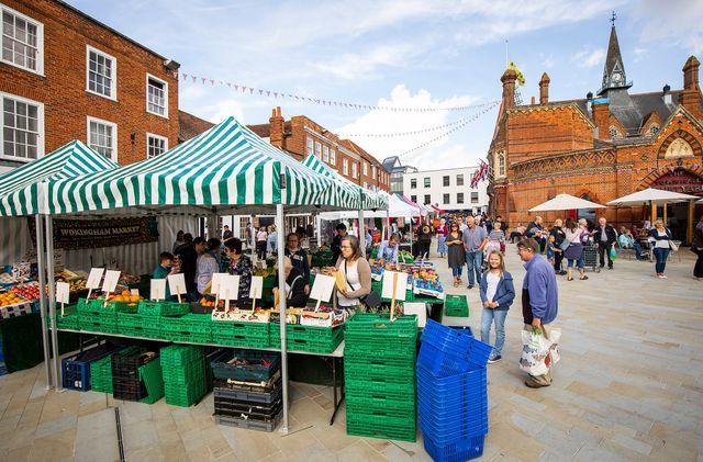 Wokingham Farmers Market