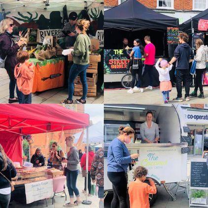Wokingham Vegan Market