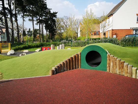 Montague Park Playground
