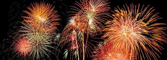 Family Fireworks Spectacular