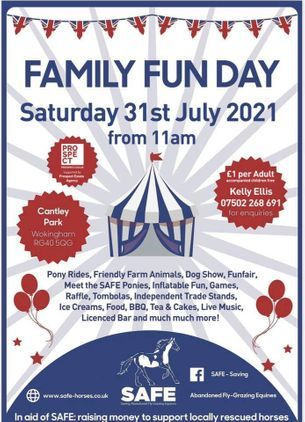 Family Fun Day @ Cantley Park