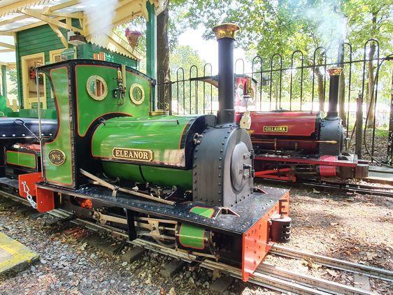 Pinewood Miniture Railway