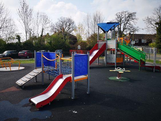 Ashridge Playground
