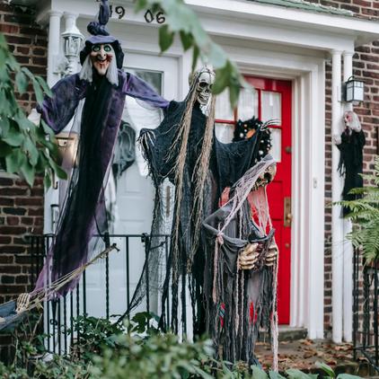 RG Halloween hunt