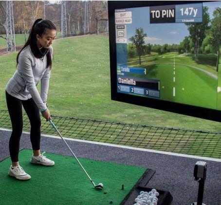 GolfPlex TopTracer Range