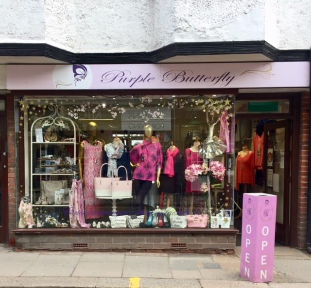 Purple Butterfly Boutique