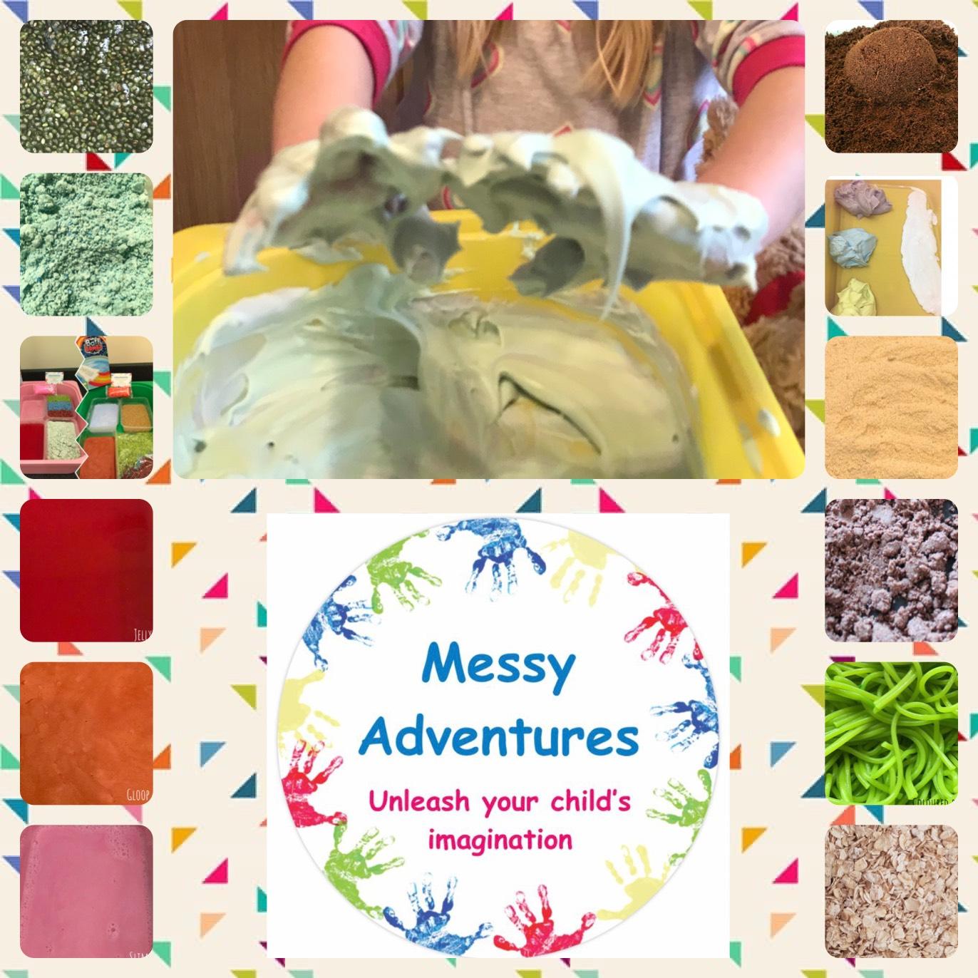 Messy Adventures